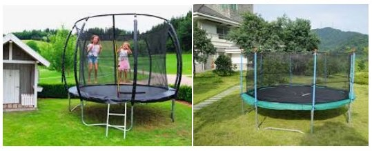 Les trampolines chez UFC Que choisir