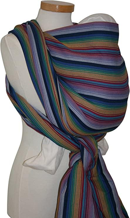 Choisir une écharpe de portage pour bébé !